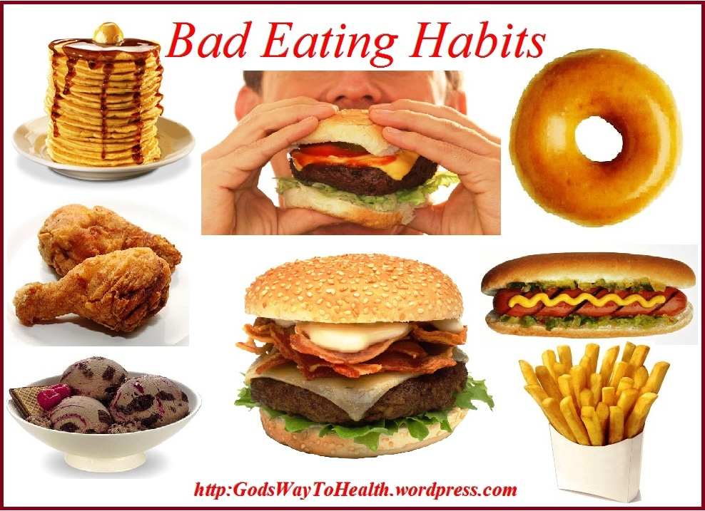 Bad Foods Lornas Food Clinic
