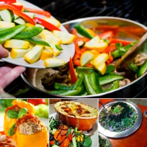 veggie dishes